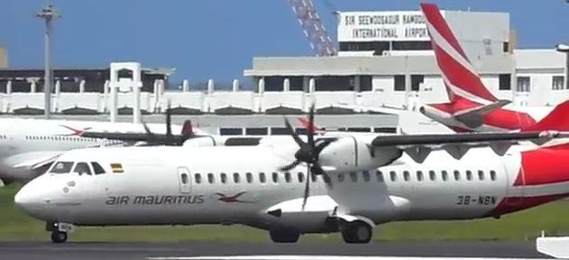 Air Mauritius ATR72 3B-NBN