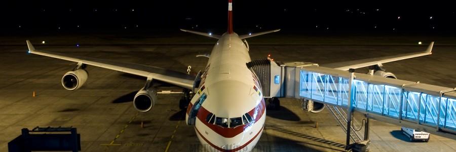 Air Mauritius Airbus A340 3B-NAV
